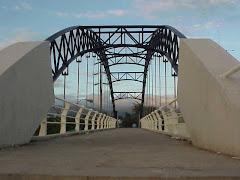 Puente Peatonal Santiago