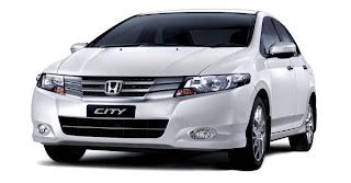Honda New City Taffeta White