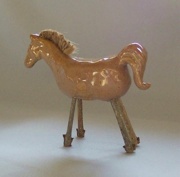 Stoneware Colt
