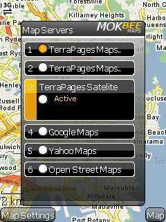 MokBee Maps