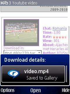 Mobile YouTube video downloaders YourTube, UTube, and Youtube Mobile Downloader