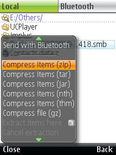 Bluetooth File Transfer Lite, Jbak TaskMan