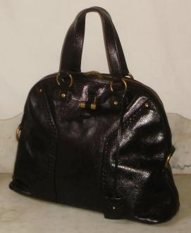 A Second Chance Designer Resale Boutique: YVES SAINT LAURENT MUSE BAG