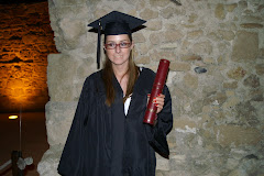 Christiana on her Graduation Day June 2007