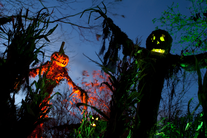 Haunted Overload 2010 - Haunted Attraction Review