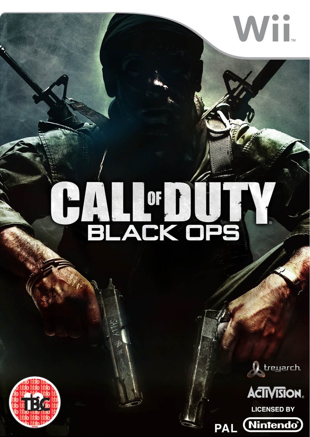 Pre-Order Call Of Duty: Black Ops For Wii. Call Of Duty Black Ops