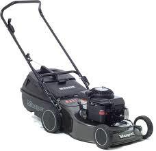 yard machine push mower manual
