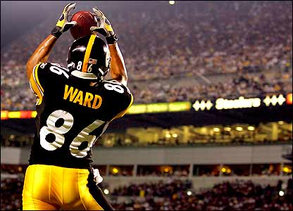 hines ward girlfriend. hines ward girlfriend