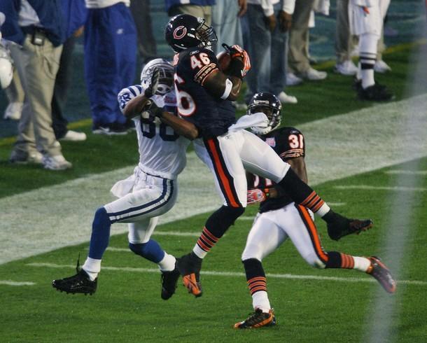 Real Football Analysis The Football Era Nfl Blog Bears S Harris