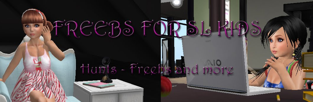 Freebs for SL Kids