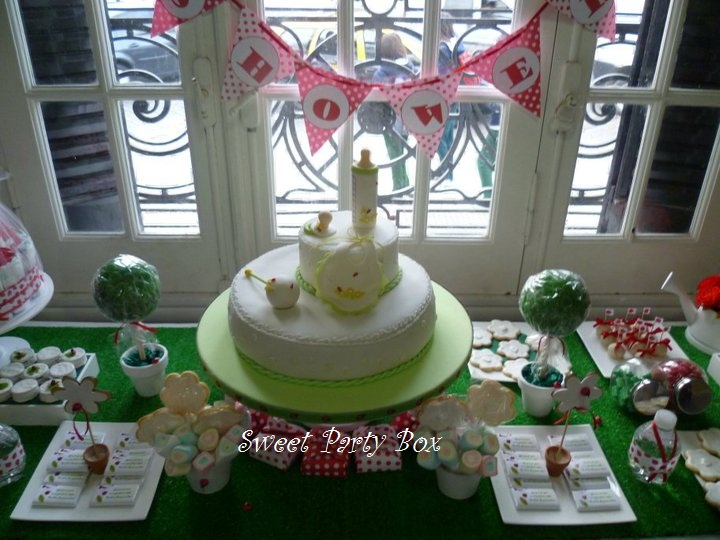 Sweet Party Box: BaBy ShoWeR SER PADRES HOY: Vaquitas de San Antonio