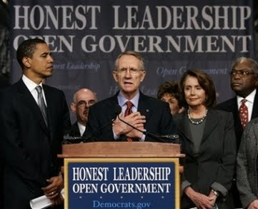 Obama and reid obstructionists