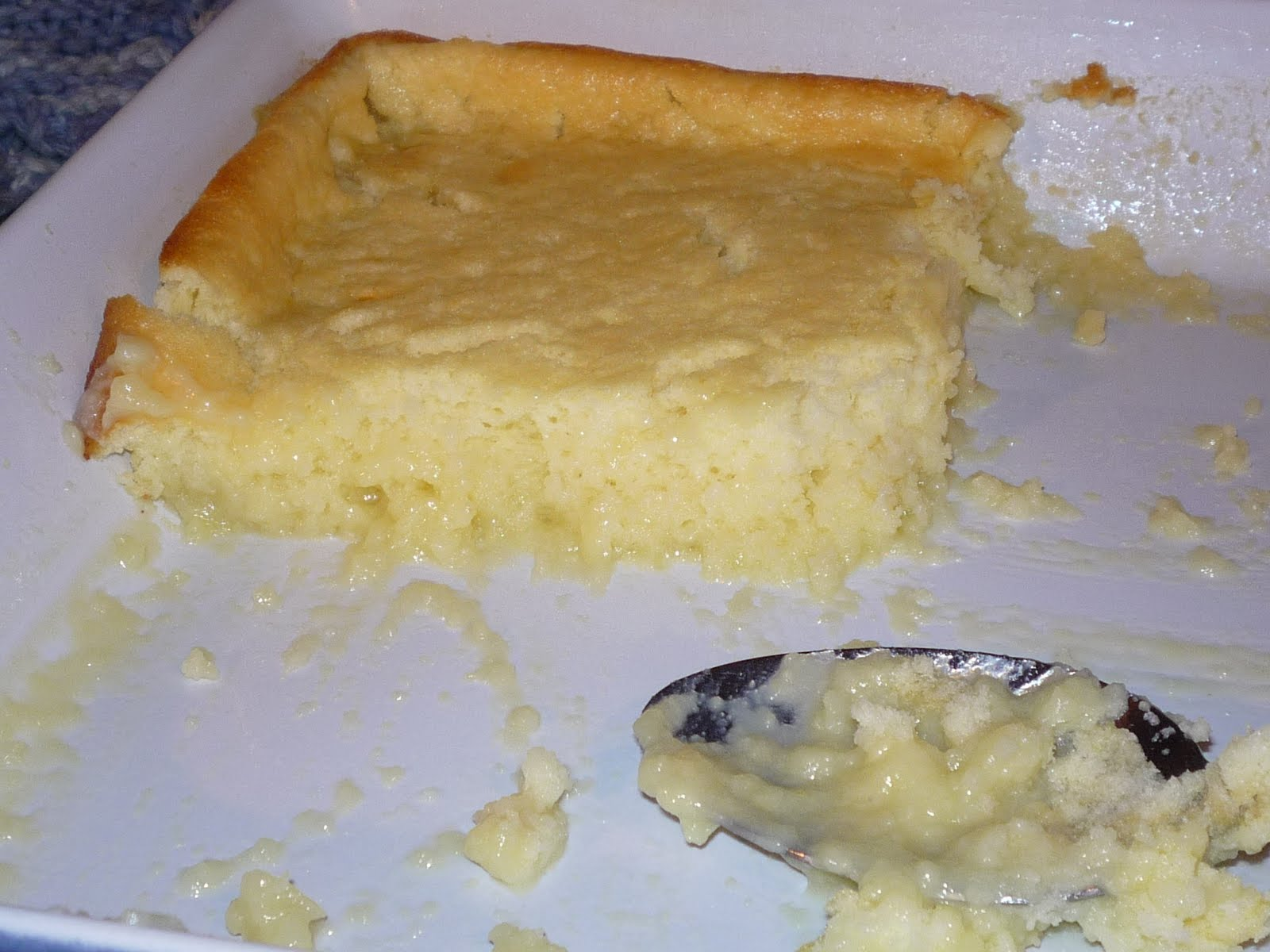 ReTorte: Magazine Monday #59: Lemon Buttermilk Pudding Cake
