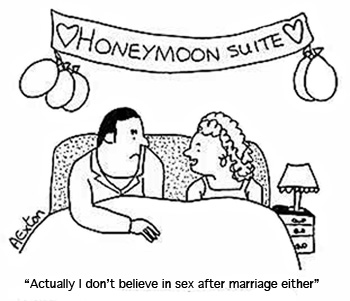 why no sex before marriage