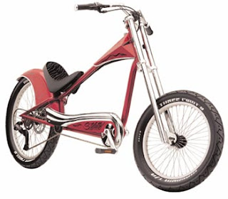 Schin Chopper Sting Ray - Bicicleta Chopper - Bicicletas Chopper - Bike Chopper