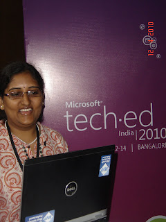 Hima-Vejella-at-TechED