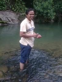 Ikan tagal di Nalapak Ranau