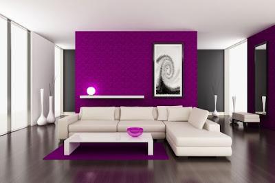 soft white furniture in modern decor