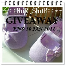 Nur Shop Giveaway Contest