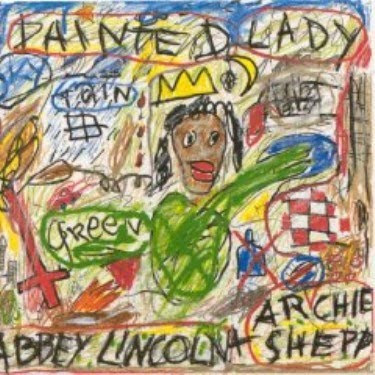 ABBEY LINCOLN AND ARCHIE SHEPP - PAINTED LADY
