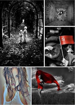 Photoworks by Andrej Kuzich
