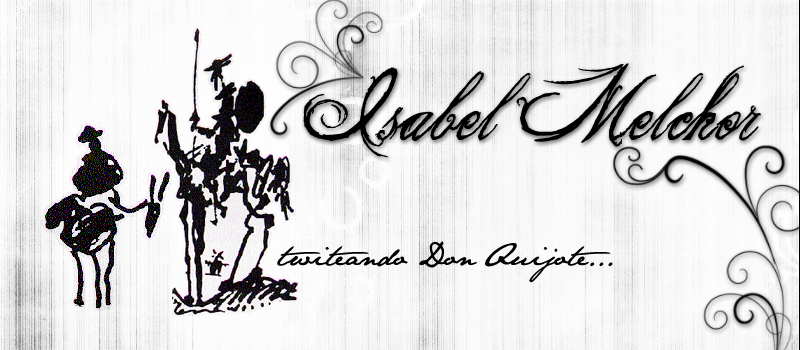 Isabel Melchor.