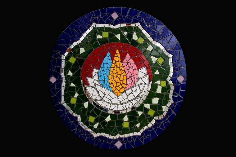 Mandala dos 7 Raios