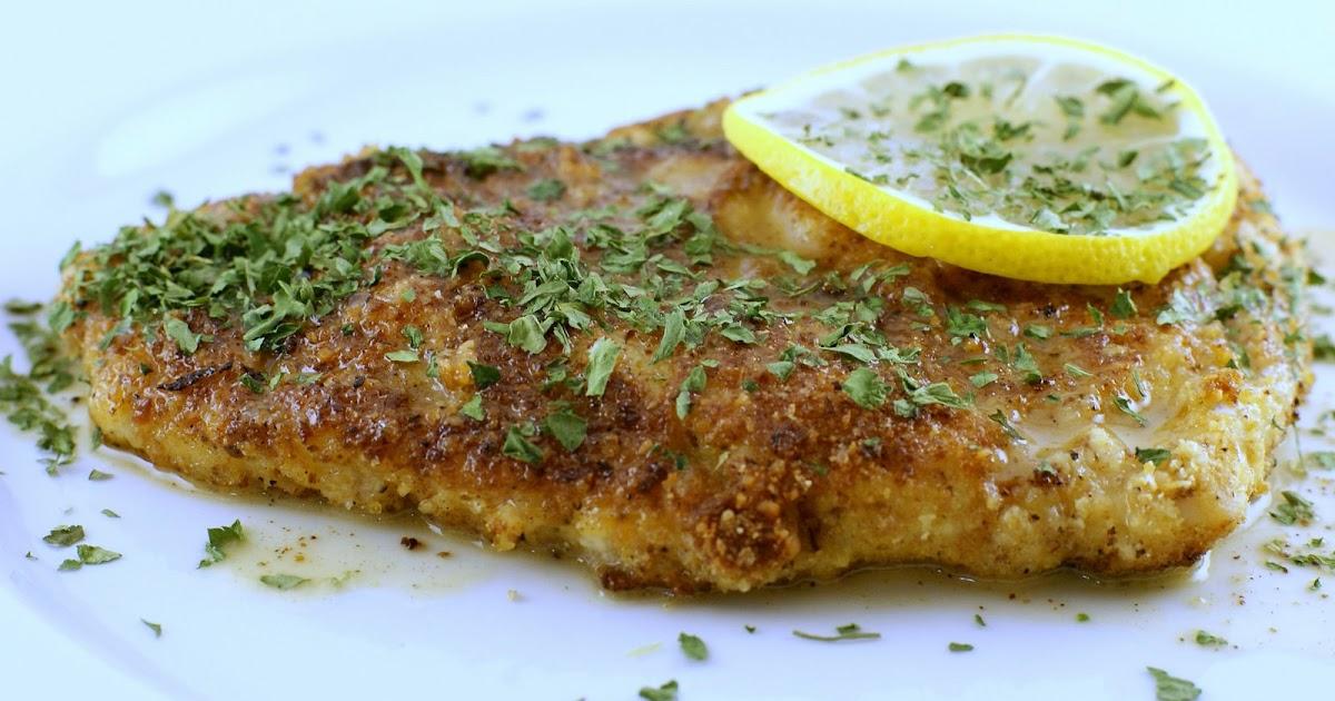 Lemon Butter Chicken Food Network