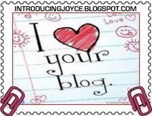 - Selo I love your blog