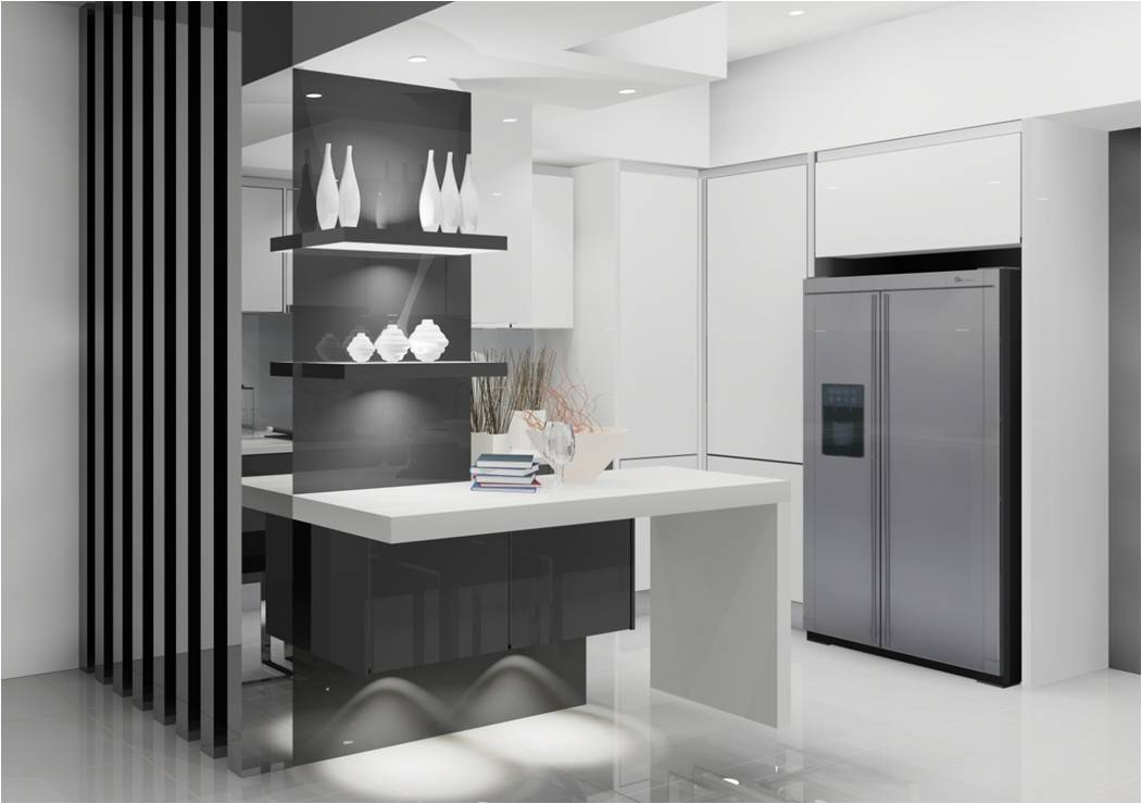 Meridian design kitchen cabinet and interior design blog for Aluminium kitchen cabinets hyderabad