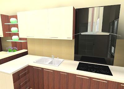 black and white kitchen design ideas 1
