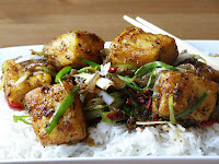Yotam Ottolenghi's Fiery Black Pepper Tofu