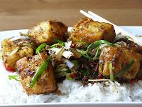 Yotam Ottolenghi's Fiery Black Pepper Tofu
