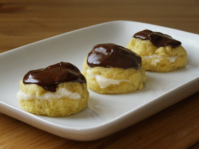 Vegan Cream Puffs