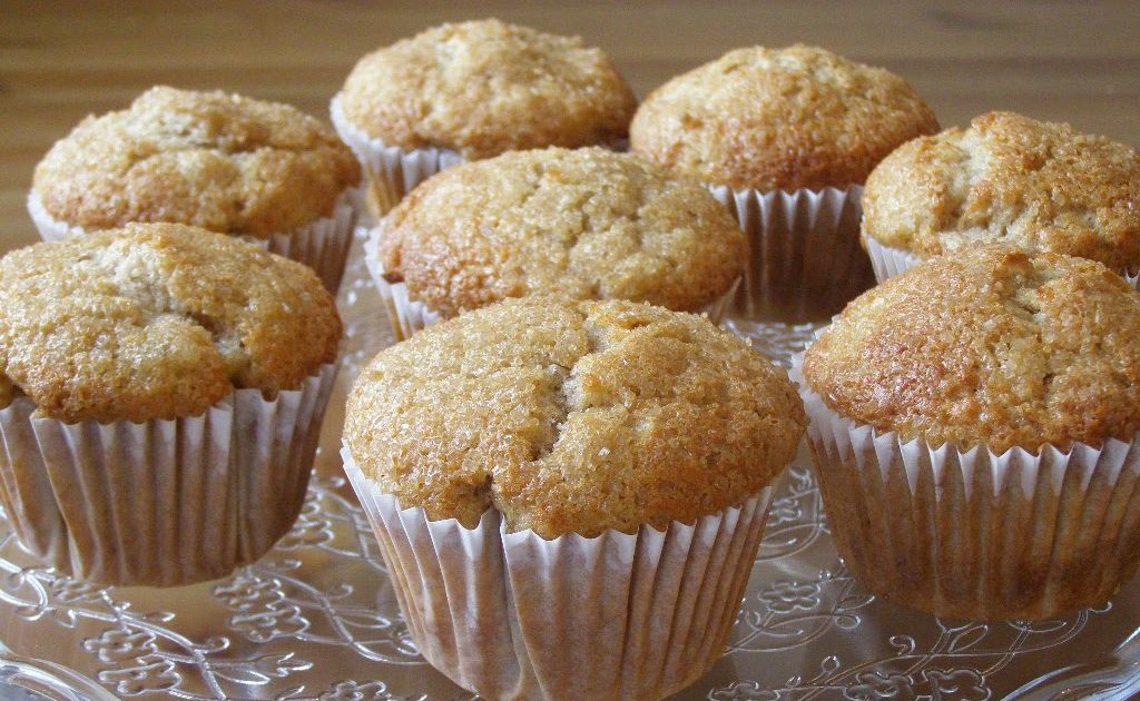 maple•spice: Banana Pineapple Muffins