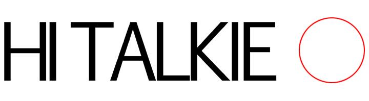 Hi, Talkie.