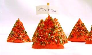 segnaposto Natale