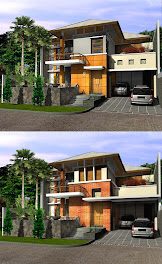 Rumah Tinggal. Housing