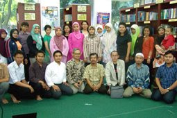 Library Management Training