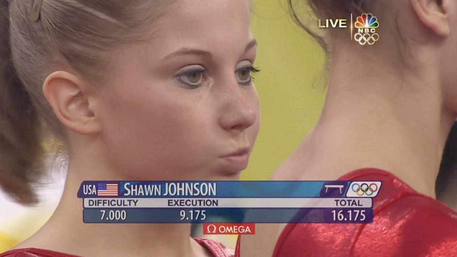 shawn johnson hot