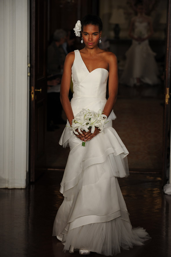 Bridal Gowns - Carolina Herrera Spring - Summer 2011 Bridal Collection