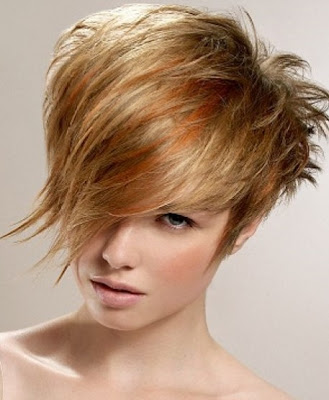 funky hairstyles for short hair 2011. Funky Hairstyle 2011