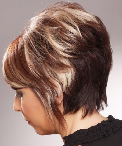 Hairstyle 2011 Short. Latest Trends Short Hair Style