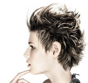 2011 Gorgeous Slicked Hairstyles Ideas