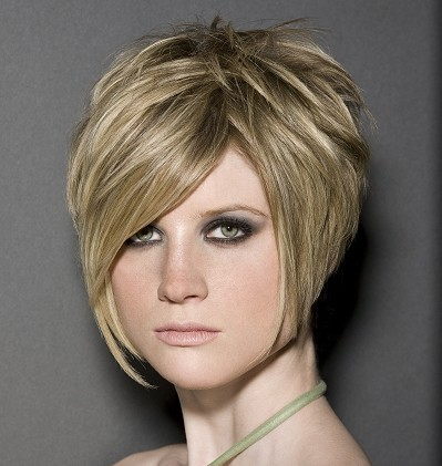 short haircuts for women with thick. short hair styles for thick