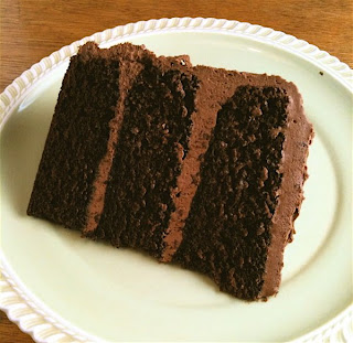 EAT.DRINK.THINK.: The Best Chocolate Cake Ever!