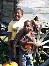 Braxton and Isaiah