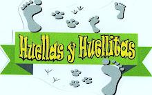 HUELLAS Y HUELLITAS