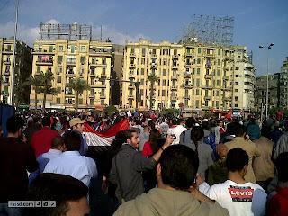 مظاهرات 25 يناير