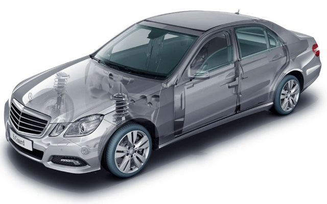 Armored Mercedes Benz